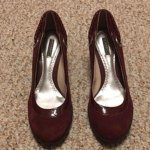 Sperry Top-Sider Heels